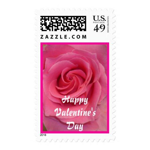 Happy Valentine's Day Stamps