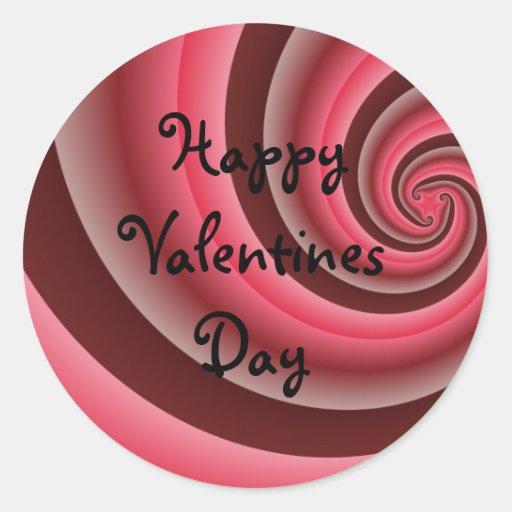 Happy Valentines Day Stickers