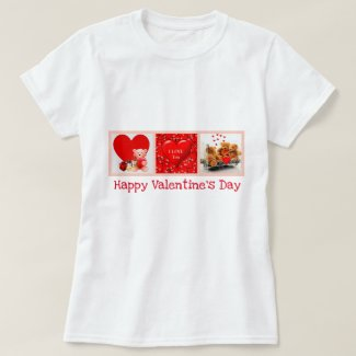Happy Valentines' Day T-Shirt