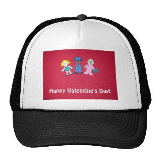 Happy Valentine's Day! Trucker Hat