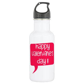 Happy Valentine's Day! Water Bottle
