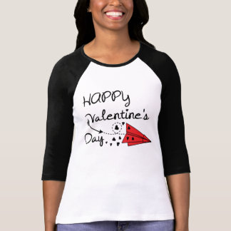 Happy Valentine's day Women's Bella T-shirt