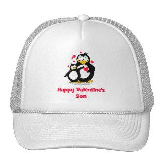 Happy Valentine's Son Trucker Hat