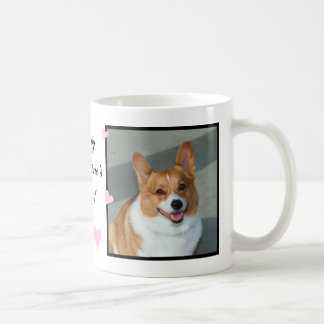 Happy Valentine's Welsh Corgi Mug