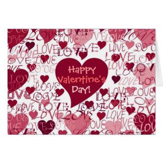 Happy Valentine'sDay Card