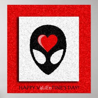 HAPPY VaLiEnTINE'S DAY! Print