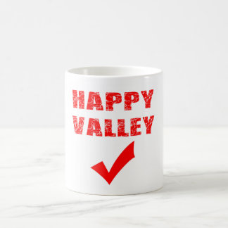 happy valley classic mug