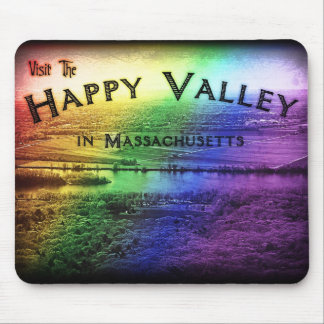 Happy Valley Massachusetts Mouse Pad