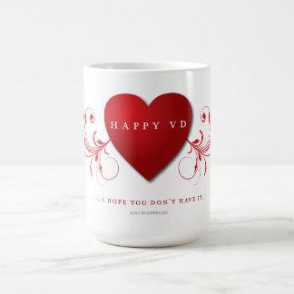 Happy VD Mug