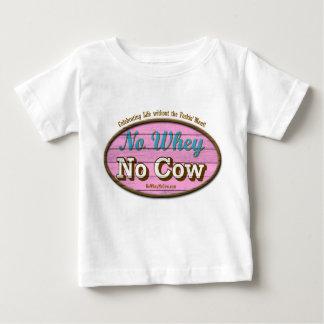 Happy vegan baby design baby T-Shirt