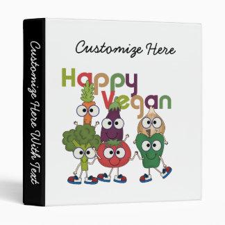 Happy Vegan Binder