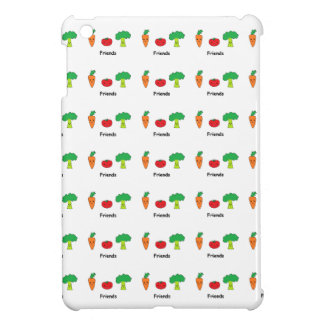 Happy Vegetable Friends Cover For The iPad Mini