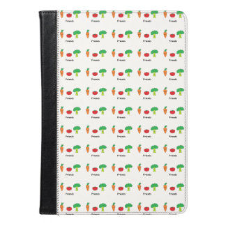 Happy Vegetable Friends iPad Air Case