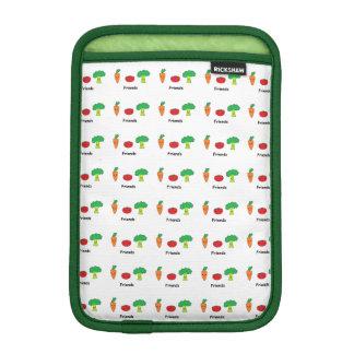Happy Vegetable Friends iPad Mini Sleeve