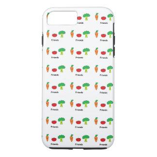 Happy Vegetable Friends iPhone 8 Plus/7 Plus Case