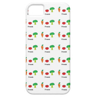Happy Vegetable Friends iPhone SE/5/5s Case
