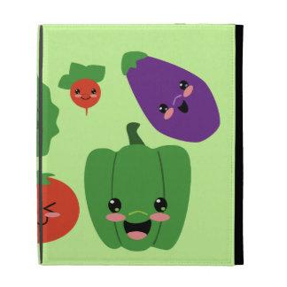 Happy Veggies iPad Case