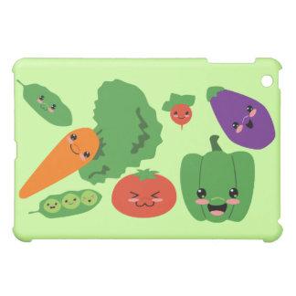 Happy Veggies iPad Mini Cases