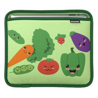 Happy Veggies Sleeve For iPads