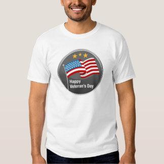 Happy Veterans Day Icon T-shirt