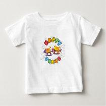 Happy Virus - Kid's Baby T-Shirt