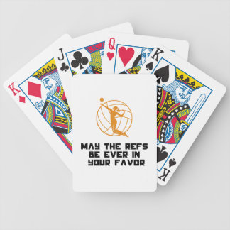 Happy Volley Games Bicycle Card Deck