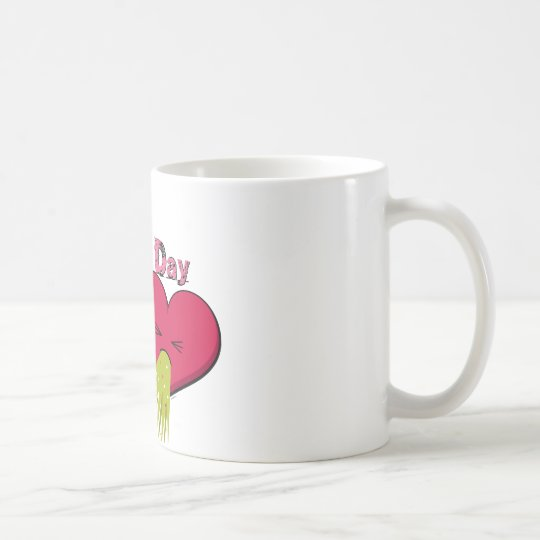 Happy Vomit Day! Coffee Mug