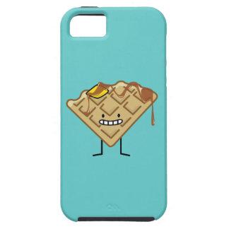 Happy Waffle iPhone SE/5/5s Case