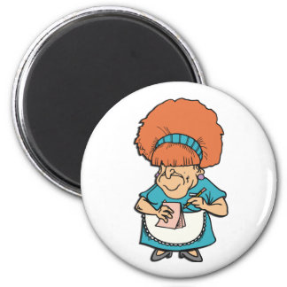 Happy Waitstaff Day May 21 2 Inch Round Magnet