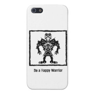 Happy Warrior Case For iPhone SE/5/5s