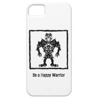 Happy Warrior iPhone SE/5/5s Case
