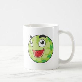 Happy Watermelon Fruit Coffee Mug