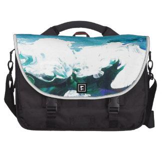 Happy Wave Ocean Art Gifts Cricketdiane Commuter Bags