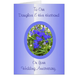 Daughter And Son In Law Wedding Anniversary Gifts on Zazzle