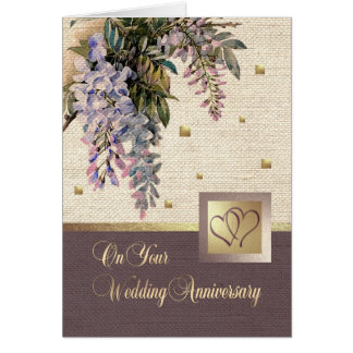 Happy Wedding Anniversary Greeting Cards