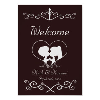 Happy Wedding Poster