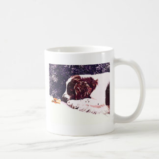 happy Welshie holidays Coffee Mug