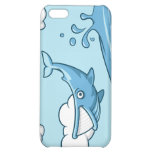 Happy Whale iPhone 5C Cover
