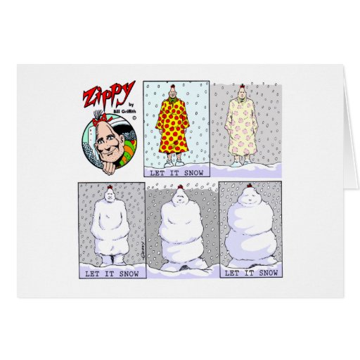 Happy Whatever! Greeting Card