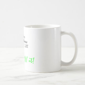 Happy White House enemy Coffee Mugs