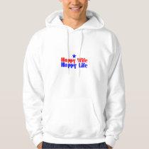 Happy Wife Happy Life Hoodie