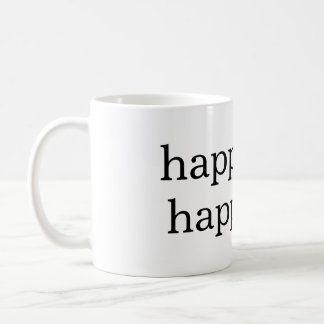 happy WIFI happy life Coffee Mug