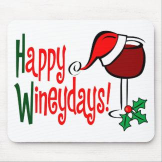 Happy WIneydays Mouse Pad