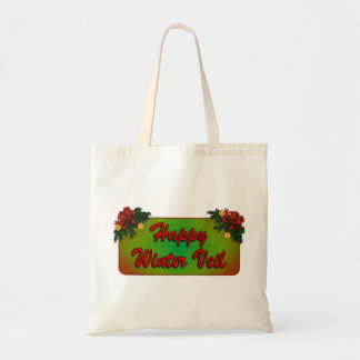 Happy Winter  Veil Bag