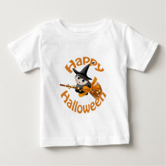 Happy Witch Baby T-Shirt