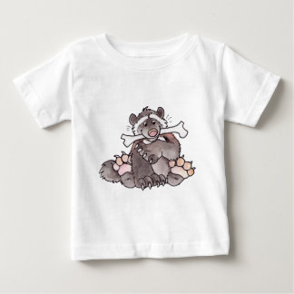 Happy Wolverine Baby T-Shirt