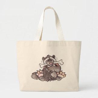 Happy Wolverine Bags