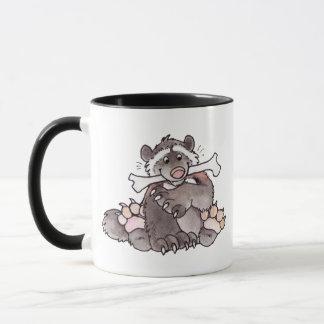 Happy Wolverine Mug