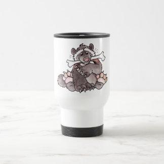 Happy Wolverine Travel Mug