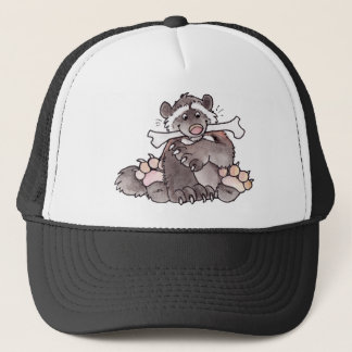 Happy Wolverine Trucker Hat